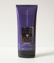 Crabtree & Evelyn India Hicks Island Night Creamy Body Wash 1.7 Oz TRIAL SIZE - $7.50