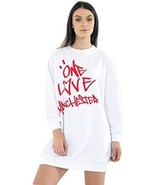 Ladies Girls Ariana Grande Inspired One Love Manchester Sweatshirt Tshir... - $13.85