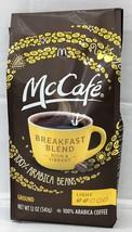 McDonalds McCafe Breakfast Blend Ground Coffee 12 oz - $9.30