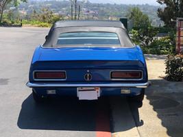 1967 Chevrolet Camaro RS Convertible For Sale Encinitas, CA 92024 image 4