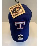 TEXAS RANGERS MLB Cooperstown Collection Baseball Cap hat adjustable ret... - $18.97
