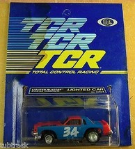 1978 Ideal TCR MK 1  Lit Dodge #34 Slot Less Car 3278-8 - $79.19