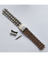 Genuine Watch Band 20mm Stainless Steel Bracelet Casio MTP-1222A-1A MTP-... - $17.60