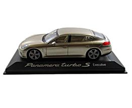 Porsche Panamera Turbo S Executive 2014 Paul's Model Art Minichamps Scale 1:43 - $59.90
