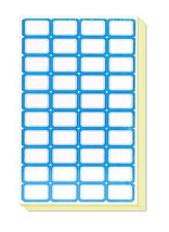 70 Sheets Name Tag Labels Blue Edge 40 per Sheet Labels Stickers - $14.71