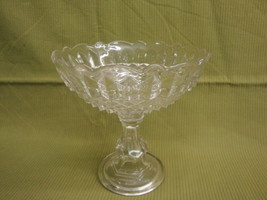 "Fostoria Footed Center Piece Bowl Compote 10"" X 10"" - $49.99"