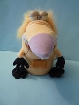 "10"" Nickelodeon Angry Beavers Plush Pull-String Toys Norbert 1998 Mattel - $16.68"