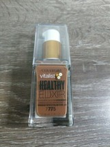 Covergirl Vitalist Healthy Elixir Pump Foundation 775 Soft Sable - $8.86