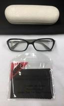 OAKLEY CRIMP Black Marble RX Eyeglass Frames OX1070-0153 w/Case - $42.75
