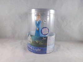 Idea Nuova Figural Push Light Night Light Tabletop - NEW - Disney Frozen... - $11.39