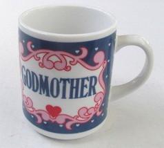 "Abbeypress ""GODMOTHER"" Name Ceramic Paraglazed Mug, 11oz - $15.99"