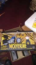 Marvel Legends Series 6-inch Wolverine with Motorcycle - $45.75