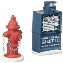 ACCESSORIES FOR VILLAGES FIRE HYDRANT AND NEWSPAPER BOX ACCESSORY - $16.80