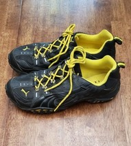 Mens 10 Shoes Puma Size Yellow BLACK qWCrn0q