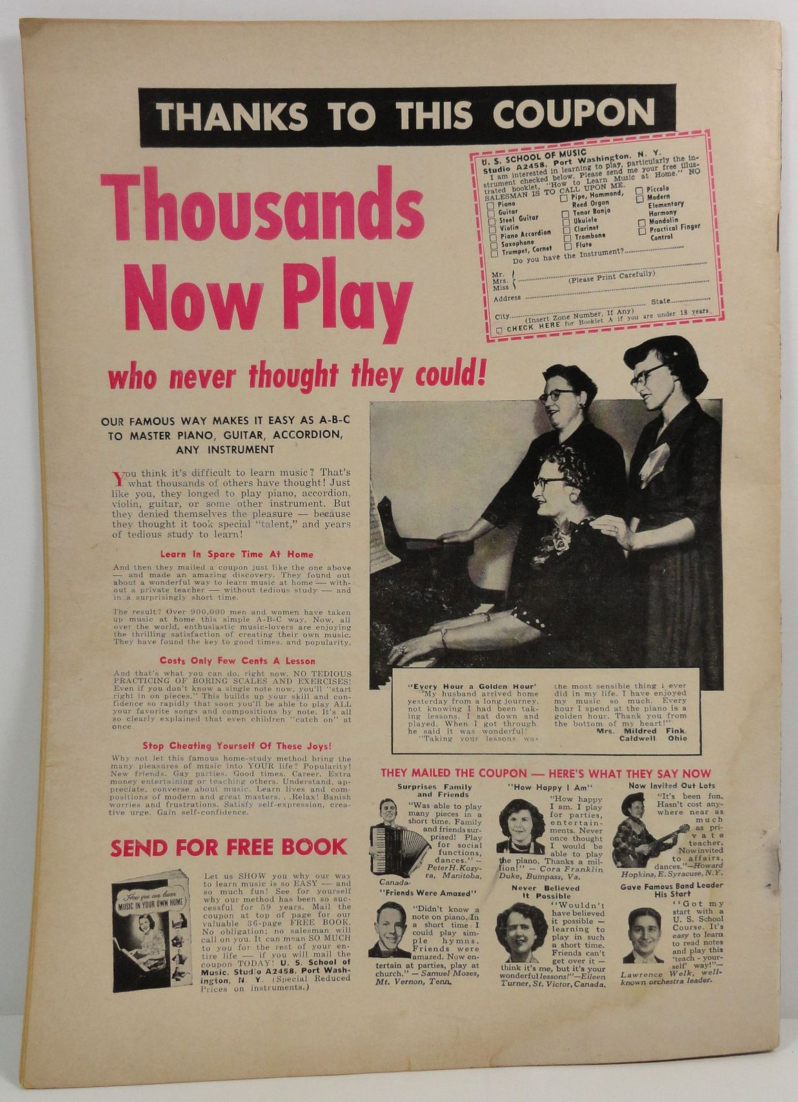Country Song Roundup Magazine August 1957 Elvis Presley