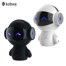 Bluetooth Wireless Cartoon Robot Portable Mini Bluetooth Speakers