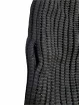 NWT NEW Women Helmut Lang Black Pencil Dress Size 00 image 8