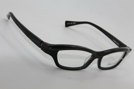 New Alain Mikli Al 0933 0001 Black Eyeglasses Authentic Rx AL0933 55-16 W/CASE - $101.40
