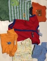 0-3 months baby boy clothes 6pcs - $19.80