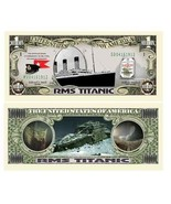 Set of 25 - Titanic Million Dollar Bill - $227,67 MXN