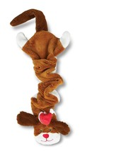 """Holiday Bungee for Dogs Stuffing free Perfect gift  21"""""""