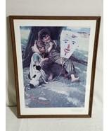 De Laval Norman Rockwell Kite Maker Framed Litho Print 981 / 1200 FREE U... - $550.00