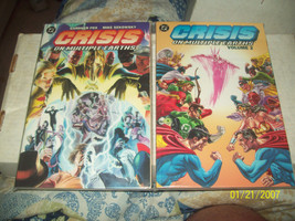 CRISIS ON MULTIPLE EARTHS TRADE PAPERBACK VOL. 1 & 2 - $30.00
