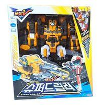 Tobot V Super Driller Transforming Trasformation Action Figure Toy Robot image 5