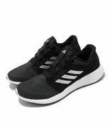 Adidas Edge Lux 3 W Black Silver White Women 6 Running Shoes Sneakers EE... - $69.99