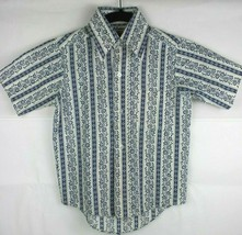 Sears Perma prest vintage toddlers boys shirt size 8 - $11.89