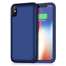 iPhone X Battery Case Portable Charging Case 5200mAh Protective iPhone 1... - $63.97