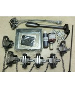 Bridger #1.75 Offset Coil Spring Coyote/Fox Trapping Package  Trapping - $134.44