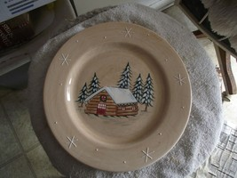 Home Northwoods Collection dinner plate 1 available - $3.86