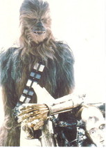 Star Wars Chewbacca 4 x 6 Photo Postcard #2 NEW - $2.00