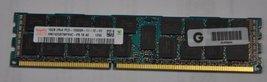 Hynix 16GB PC3-12800 DDR3 1600MHz ECC Registered Server Memory 240-Pin Dual Rank - $50.68