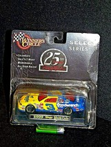 Winner's Circle SELECT Series #3 Dale Earnhardt blue and yellow #3 Wrangler,Good image 2
