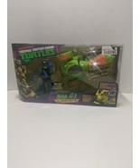 NIB Teenage Mutant Ninja Turtles Ninja AT3 Vehicle Leonardo Nickelodeon ... - $24.74