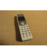 AT&T Cordless Handset 5.8 GHz White/Grey EL42408 - $16.20