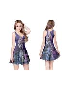 OZZY OSBOURNE RANDY RHOADS  Womens Reversible Sleeveless Short Mini Dress - $17.99+