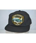 Skoal Bandit Racing  Black Baseball Cap Snapback USA K Brand - £27.05 GBP