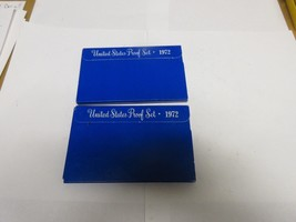 1972 United States Proof Coin Set - $8.00