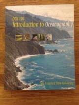 Investigating Oceanography / Introduction to Oceanography OCN 104 SFSU S... - $25.87