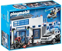 Playmobil 9372 Police Station - $109.20