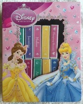 Disney Princess Board Book Library 2009 11 Toddler Stories - $6.85
