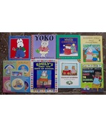 19 Rosemary Wells books Yoko, Timothy Goes to School, Max's Dragon Shirt - $30.00