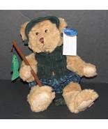 Russ Bears From the Past Montana Fishing Pole Bear - $14.98