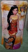 """Disney Princess Royal Shimmer POCAHONTAS 11""""H NWT - $14.88"""