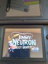 Nintendo Game Boy Advance GBA Nickelodeon Jimmy Neutron Boy Genius image 1