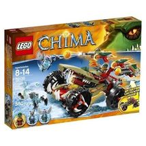 LEGO Chima Cragger's Fire Striker 70135 Building Toy Set  - $29.99