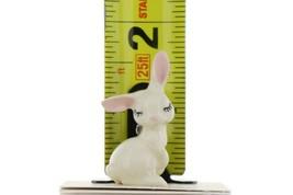 Hagen Renaker Miniature Rabbit White Bunny Mama Ceramic Figurine image 2